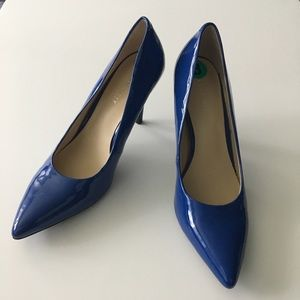 """NWT Nine West NW7ACT Pointy Toe 3"""" Heels Pumps"""